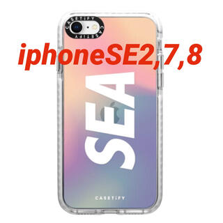 wind and sea casetify  iPhone 7 8 SE(iPhoneケース)