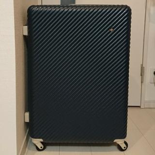 エース(ace.)のスーツケース ハント マインヴィオラネイビー 47L (スーツケース/キャリーバッグ)