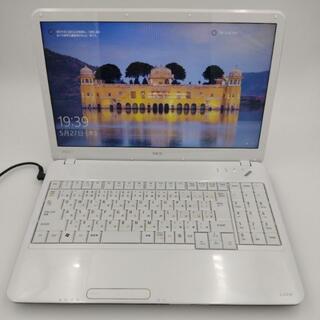 エヌイーシー(NEC)の【送料込み】NEC Lavie Corei5搭載 新品SSD256G (ノートPC)
