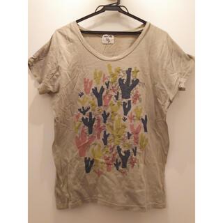 マーブル(marble)のマーブルシュッド marblesud  フレンチスリーブシャツ 値下げ(Tシャツ(半袖/袖なし))