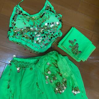 ベリーダンス 衣装(衣装一式)