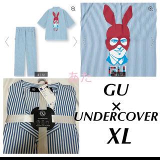 ジーユー(GU)の新品◎gu アンダーカバー パジャマ(その他)