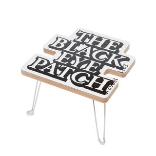シュプリーム(Supreme)のBlack Eye Patch OG LABEL TABLE ブラックアイパッチ(ローテーブル)