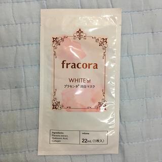 フラコラ(フラコラ)のfracora プラセンタ潤白マスク(パック/フェイスマスク)