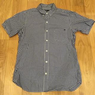 GYMPHLEX - Gymphlex(ジムフレックス) 半袖チェックシャツ