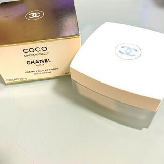 シャネル(CHANEL)の中古品 美品 シャネル ココマドモアゼル ボディークリーム 残量半分位 150g(ボディクリーム)