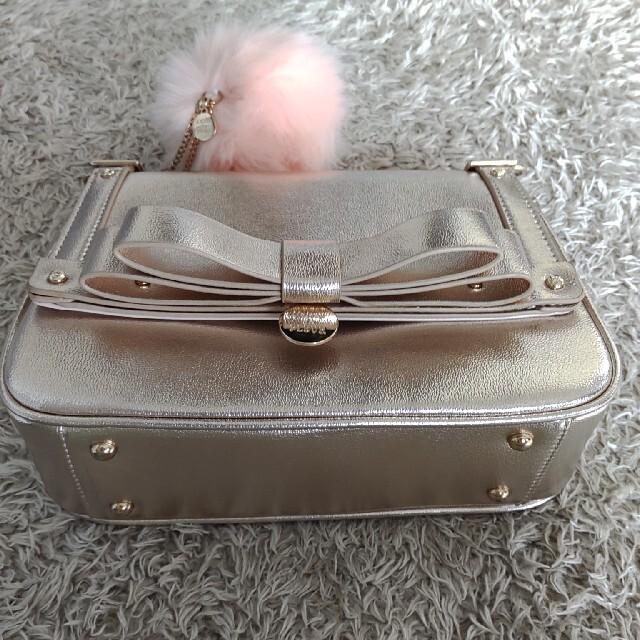 Maison de FLEUR(メゾンドフルール)のメゾンドフルール 2way バッグ お洒落 レディースのバッグ(ショルダーバッグ)の商品写真