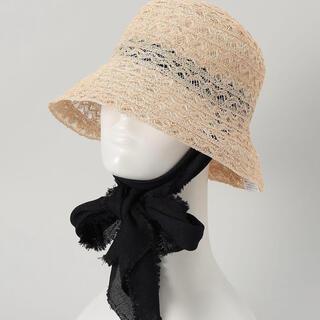 ビューティアンドユースユナイテッドアローズ(BEAUTY&YOUTH UNITED ARROWS)のLa Maison de Lyllis ラメゾンドリリス 麦わら帽子 完売(麦わら帽子/ストローハット)