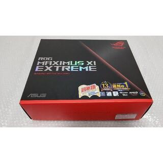 エイスース(ASUS)の美品 ASUS MAXIMUS Ⅺ EXTREME Z390 最新BIOS更新済(PCパーツ)