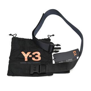 ワイスリー(Y-3)のY-3 ワイスリー ブラックバックルベルト GL7751  M(ベルト)