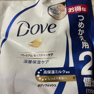 ユニリーバ(Unilever)のダヴ ボディウォッシュ プレミアム モイスチャーケア つめかえ用(720g)(ボディソープ/石鹸)