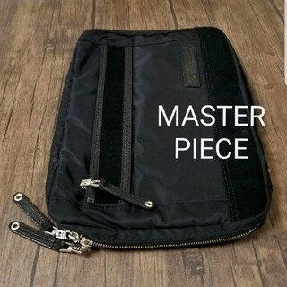 master-piece - 【MASTERPIECE】マスターピース クラッチバッグ / ポーチ / レザー