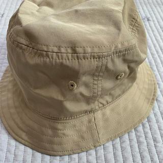 ムジルシリョウヒン(MUJI (無印良品))の無印良品 子供用帽子 50㎝(帽子)