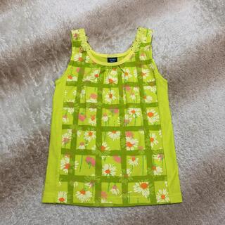アナスイミニ(ANNA SUI mini)のアナスイミニ タンクトップ 120(Tシャツ/カットソー)