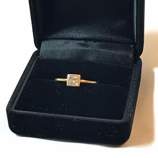 デビアス(DE BEERS)のDe Beers ダイヤモンドリング(リング(指輪))