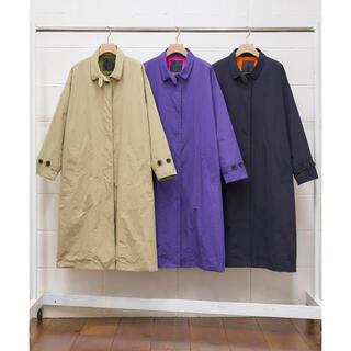 UNUSED - 美品【 UNUSED 】Nylon Coat ナイロン ステンカラーコート 0