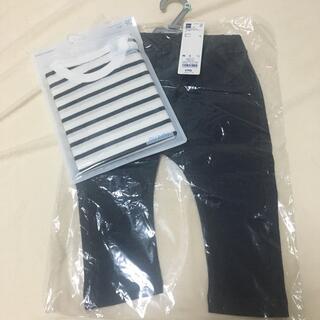 GU セット ベビー 90(Tシャツ/カットソー)
