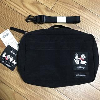 ユニクロ(UNIQLO)の新品タグ付き ユニクロ ミニーアンブッシュ ショルダーバッグ(ショルダーバッグ)