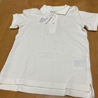 エイチアンドエイチ(H&H)のH&M ベビー 90 ポロシャツ 白(Tシャツ/カットソー)