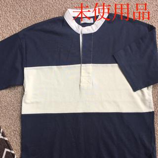 バックナンバー(BACK NUMBER)のバンドカラーシャツ 半袖Tシャツ(Tシャツ(半袖/袖なし))