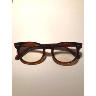 テンダーロイン(TENDERLOIN)のTENDERLOIN  白山眼鏡店 T-jerry brown GOLD(サングラス/メガネ)