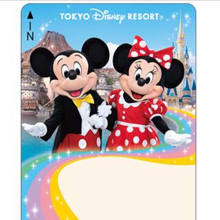 ディズニー(Disney)のディズニーリゾートライン フリーきっぷ 使用済(鉄道乗車券)