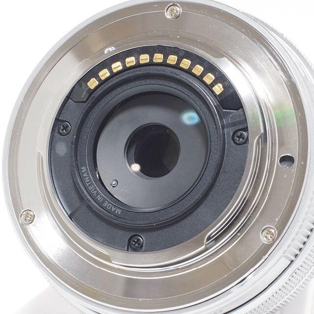 Panasonic(パナソニック)の電動ズーム★オリンパスM.ZUIKO DIGITAL 14-42mm EZ スマホ/家電/カメラのカメラ(レンズ(ズーム))の商品写真