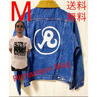シュプリーム(Supreme)の【M】Richardson コーデュロイデニムジャケットdenim jacket(Gジャン/デニムジャケット)