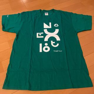 Google - 新品 未使用 google tシャツ L