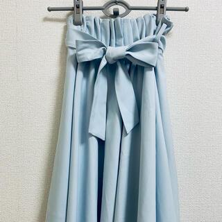 アストリアオディール(ASTORIA ODIER)のフレアスカート(ひざ丈スカート)