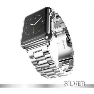 Apple Watch - Apple Watch ステンレスバンドベルト