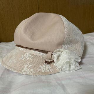 エニィファム(anyFAM)の【any FAM 】キッズ 帽子 キャップ52㎝(帽子)