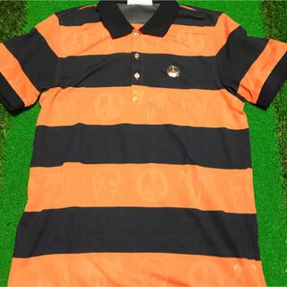 マークアンドロナ(MARK&LONA)のマークアンドロナ ポロシャツ Lサイズ(ポロシャツ)