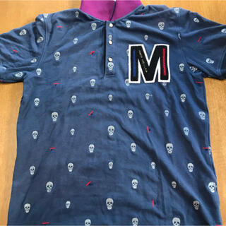 マークアンドロナ(MARK&LONA)のマークアンドロナ ポロシャツ(ポロシャツ)