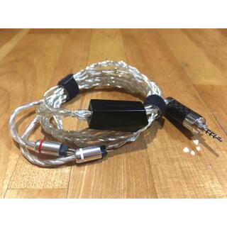 アイリバー(iriver)のCrystal Cable Cantabile 2pin 2.5mm(ヘッドフォン/イヤフォン)