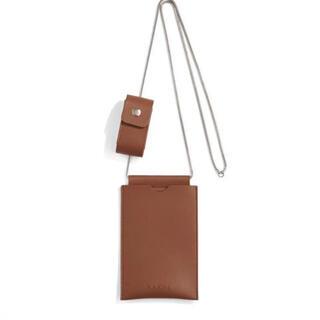 グリモワール(Grimoire)のmarte福袋 fake leather shoulder phone case(ショルダーバッグ)