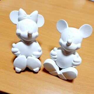 ディズニー(Disney)のミッキー&ミニー アロマストーン(アロマ/キャンドル)