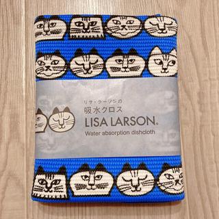 リサラーソン(Lisa Larson)のリサラーソン 吸水クロス 2枚セット(収納/キッチン雑貨)