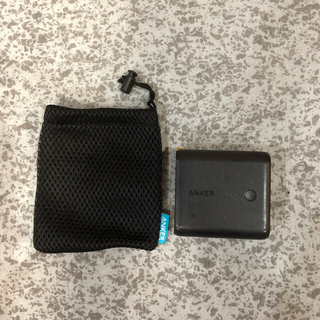 Anker PowerCore III Fusion 5000(バッテリー/充電器)
