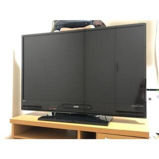 ミツビシデンキ(三菱電機)の液晶テレビ 三菱 同時録画 ブルーレイディスク 40インチ LCD-40BT3(テレビ)