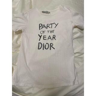 クリスチャンディオール(Christian Dior)のディオールTシャツ S(Tシャツ/カットソー(半袖/袖なし))