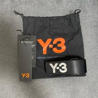 ワイスリー(Y-3)のY-3 LOGO BELT(ベルト)