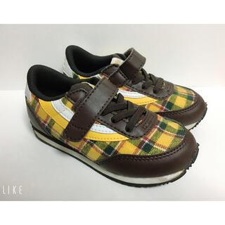 ヴァンズ(VANS)のバンズ キッズ16㌢ 靴(スニーカー)