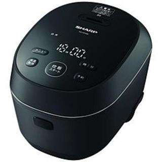 シャープ(SHARP)の<新品・未使用>SHARP シャープ KS-HF05B-B 炊飯器(炊飯器)
