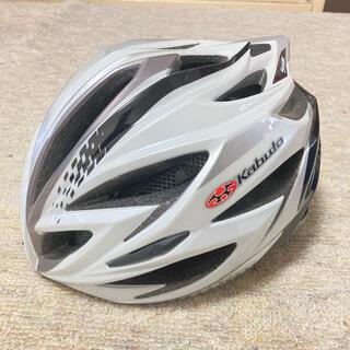 オージーケー(OGK)のOGK STEAIR ロードバイク ヘルメット ✨状態綺麗✨(ウエア)