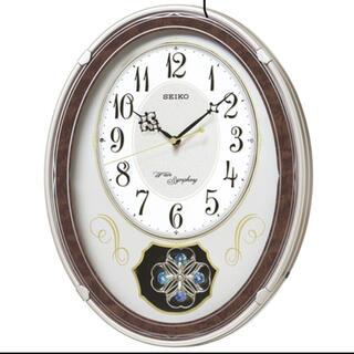 SEIKO - セイコー電波掛時計定価13,200円 AM259B