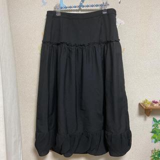 エーティー(A/T)の美品 A/T ATSURO TAYAMA アツロウタヤマ  スカート(ひざ丈スカート)