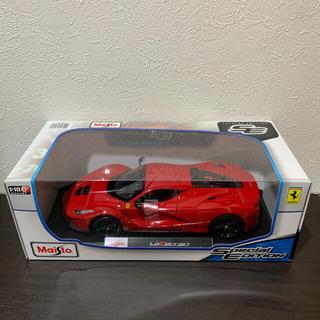 フェラーリ(Ferrari)の1/18マイスト Maisto La Ferrari ラ フェラーリロッソコルサ(ミニカー)