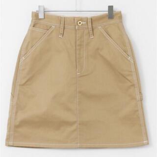 ドアーズ(DOORS / URBAN RESEARCH)のDOORS別注ユニバーサルオーバーオール スカート(ひざ丈スカート)