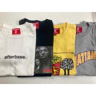 アフターベース(AFTERBASE)のafterbase  tシャツ(Tシャツ/カットソー(半袖/袖なし))